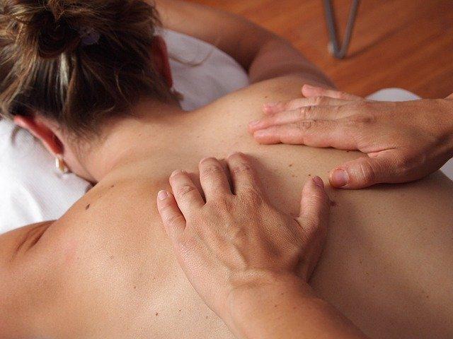 Massage bij PSB
