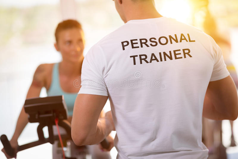personal trainer training
