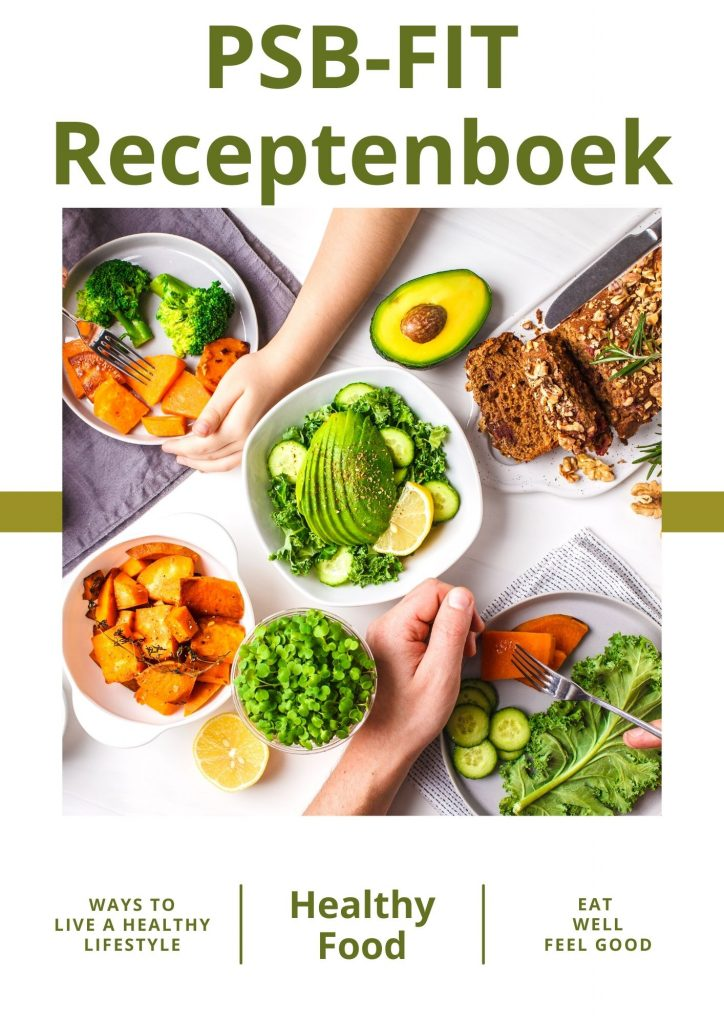PSB-FIT receptenboek